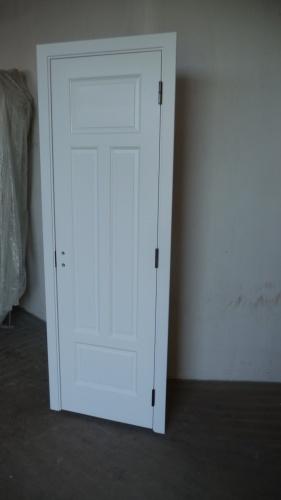 Stylowe drzwi drewniane