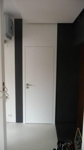 Nowoczesne drzwi drewniane
