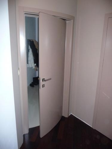 Drzwi w łuku