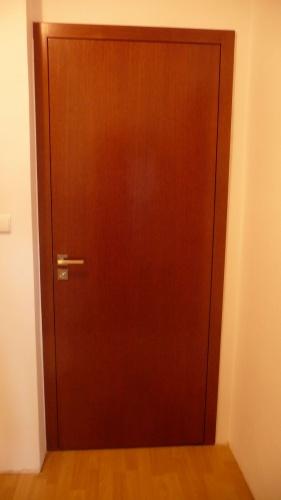 Drzwi drewniane płaskie