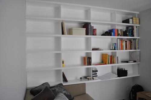 Biblioteka MDF