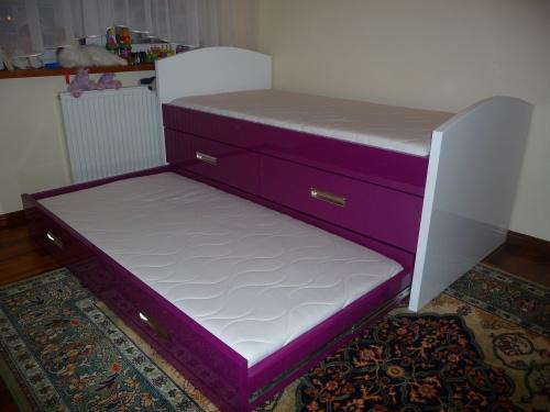 Łóżeczko piętrowe