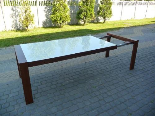 Stół - rozsuwane nogi